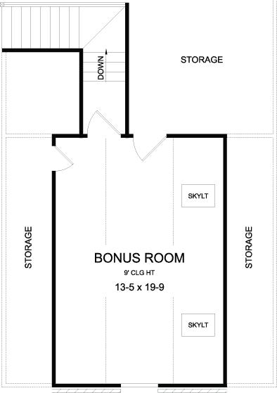 Gainesville Luxury Designer Home: Fox House Plans